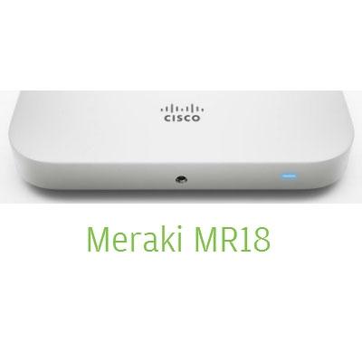 Borne D Acc 232 S Cisco Meraki Mr18 Eurolocation Informatique